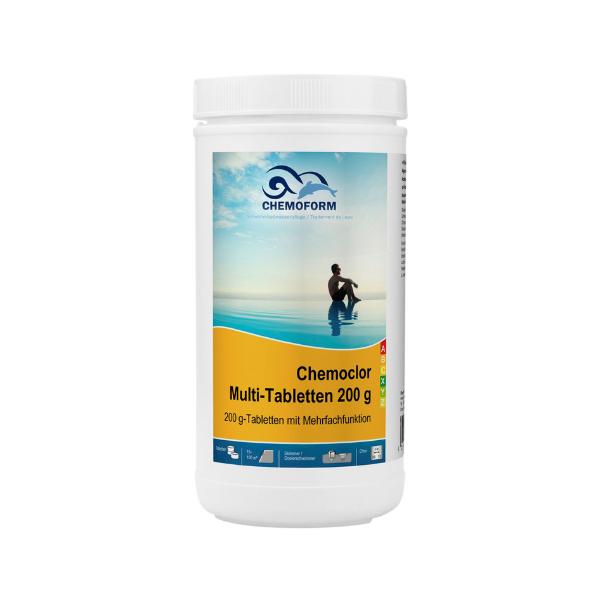 Chemoform Chemoclor Multifunkcijske tablete 1kg Bazeni Jukić