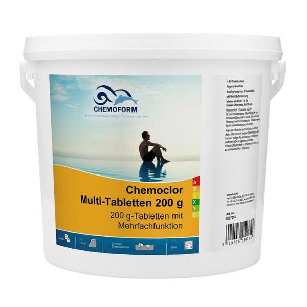 Chemoform Chemoclor Multifunkcijske tablete 50kg Bazeni Jukić