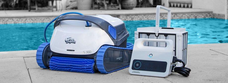 Čistač bazena (robot) Dolphin S300